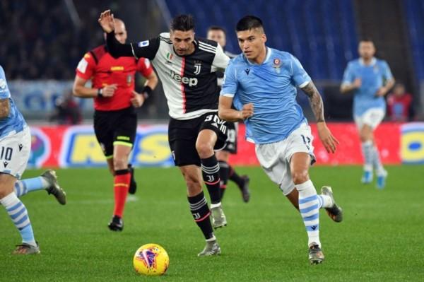 Juventus pierde el invicto en el Olímpico ante una gran Lazio.