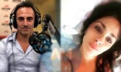 Pilar Canteli contó los pedidos sexuales que recibió del comentarista.