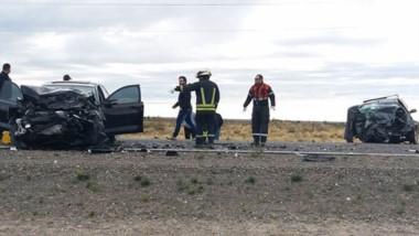 La muerte de Juan carlos Labaén. El accidente sucedió el 22 de abril del año pasado en la ruta nacional 25