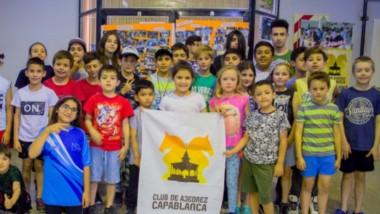 El taller municipal de ajedrez finalizó sus actividades el sábado pasado con la realización de un torneo infantil y un posterior almuerzo.