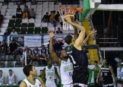 Gimnasia de Comodoro derrotó a Ferro para seguir arriba en la Liga Nacional de Básquetbol.