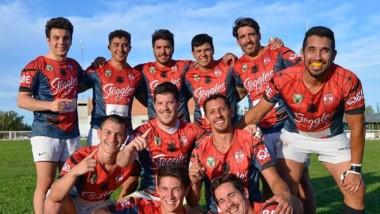 El combinado de rugby valletano, se presenta en el Seven de Tandil.