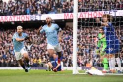 Set para el Manchester City contra un Chelsea caótico defensivamente.
