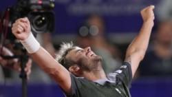 Juan Ignacio Londero reaccionó ante Guido Pella y conquistó el primer ATP de Córdoba