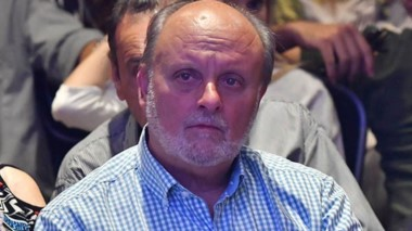 Di Pierro respalda al frente del gobernador Arcioni.