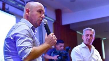 """""""Prefiero ceder ante un proyecto y no caer en personalismos que no ayudan"""", afirmó el candidato a vice gobernador, Ricardo Sastre."""