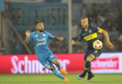 Boca no pudo con Belgrano en Córdoba y desperdició una chance de acercarse más a Racing.