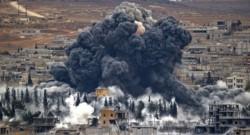 Se viene una ofensiva sobre Deir Ezzor, en el sudeste del país.