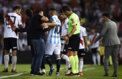 Luego del polémico incidente con Eduardo Coudet en el Monumental, Ricardo Centurión fue separado del plantel profesional de Racing.