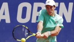 Bagnis cayó ante el alemán Maximilian Marterer en el arranque del ATP de Buenos Aires.