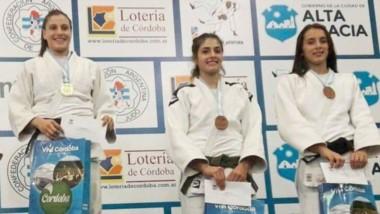 La judoca debió regresar a Comodoro Rivadavia tras el cierre del CENARD, al igual que varios deportistas.