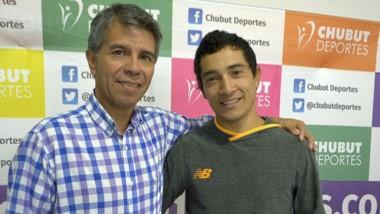 Joaquín Arbe visitó Chubut Deportes y conversó con David Cárdenas sobre sus objetivos para este 2019.