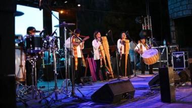 Kumara, la banda local de música andina, estará el sábado.