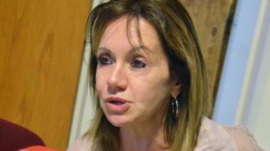 La fiscal general jefa Silvia Pereira pidió una pena de doce años de prisión.
