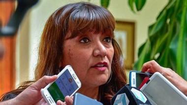 La ministra destacó que se incorporaron a 1.000 agentes en la gestión.