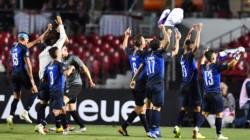 Talleres volvió a ganar una eliminatoria ida y vuelta en una copa internacional después de 20 años, la última: vs. Alagoano en la final de la Conmebol 99.