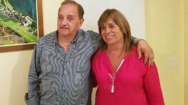 Linares y Marcilla hablaron de la campaña electoral.