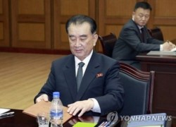 Kim Chang Son, el ministro de Gobierno de Norcorea, encabeza la delegación oficial.