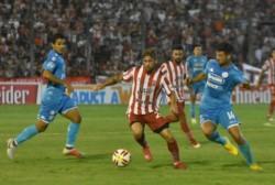Belgrano fue muy superior y se perdió muchas chances. Hasta le anularon un tanto que era válido.
