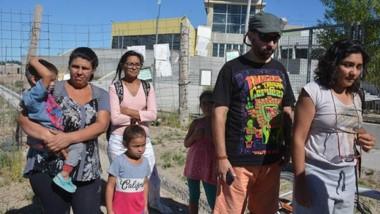 Adriana Ñancul, la vocera vecinal,  dijo defender el Centro porque se hizo para actividades de inclusión.