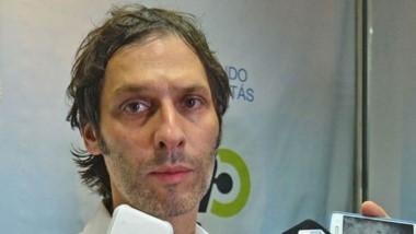 Miguel Arnaudo, titular del Instituto de Seguridad Social y Seguros.