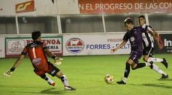 Con un tanto de Javier Rossi antes del minuto, el local se impuso por 1-0 y pasó a los de Campana en las posiciones.
