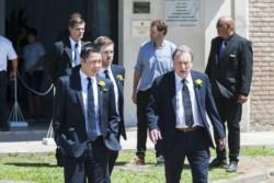 """""""Emociona la fortaleza de la familia de Emiliano Sala"""", dijo el CEO del Cardiff."""