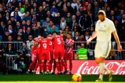 El conjunto de Solari ganaba 1-0 y dominaba las acciones pero el conjunto catalán remontó en 10 minutos.