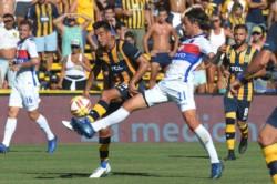 Tigre superó a Central y sumó tres importantes puntos para engrosar su promedio.