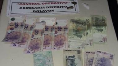 Los procedimientos fueron efectuados por la Policía de Dolavon.