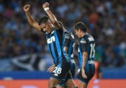 Racing golea a Godoy Cruz y sube a la cima con Defensa y Justicia-