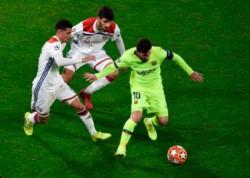 Barcelona definirá en casa su pase a cuartos de final ante el Lyon.