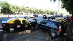 Conductor que consumió drogas se quedó dormido y mató a dos taxistas tras chocarlo.