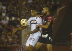 """José Sand: """"Por suerte se me dio lo mío, que es el gol y pudimos ganar""""."""