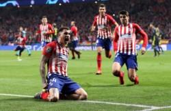 Con goles de Josema Giménez y Godín, el Atlético Madrid venció a la Juventus de Cristiano.