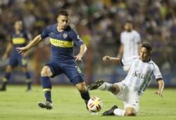 Atlético Tucumán pisa fuerte en la Bombonera y vence a Boca.