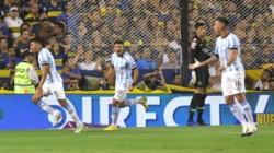 El Decano se recuperó con la victoria en La Bombonera. Primera derrota oficial de Alfaro en Boca.
