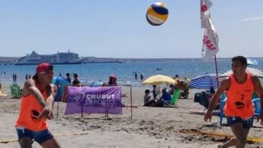 Más de 1.500 deportistas arribarán a Puerto Madryn para competir en estos Juegos Argentinos de Playa.