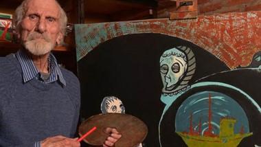 La Muestra estará constituida con parte de las obras donadas por la  familia de Miguel Ángel Guereña.