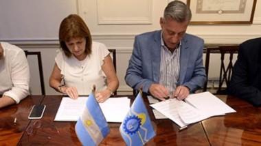 Desde el Ministerio de Seguridad de la Nación brindaron el respaldo al decreto firmado por la Provincia.