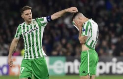 Betis se queda fuera de la Europa League cayendo en el Villamarín y no completa el póker de españoles en octavos de final.