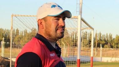 Marcelo Leyes, coordinador administrativo del fútbol en Huracán.