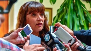 """La ministra de Educación aseguró que se dio una oferta """"generosa""""."""