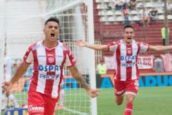 Festeja Unión. El equipo de Madelón está a 5 puntos de la zona de Copa Libertadores.