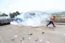 Represión en Santa Elena de Uairén dejó cinco muertos.