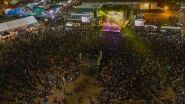 A puro ritmo. Los fans de Los Pericos tuvieron la chance de disfrutar de sus éxitos y de sus nuevos hits.