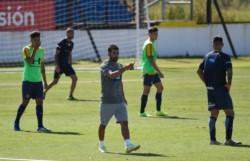 Paulo Ferrari dirigió su primer entrenamiento como nuevo director técnico de Rosario Central.