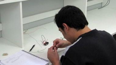 Alumnos. La UDC mejora y consolida su oferta académica pensando en el mercado laboral chubutense.