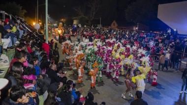 La tradicional celebración se vivió con alegría y fue motivo de festejo que haya transcurrido en paz.