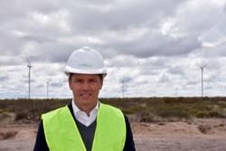 Jorge Brito, el presidente de la empresa Genneia.